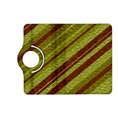 Stripes Course Texture Background Kindle Fire HD (2013) Flip 360 Case