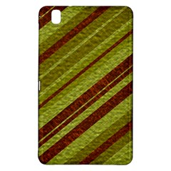 Stripes Course Texture Background Samsung Galaxy Tab Pro 8 4 Hardshell Case