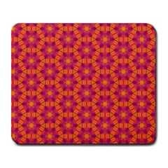 Pattern Abstract Floral Bright Large Mousepads