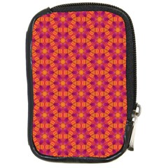 Pattern Abstract Floral Bright Compact Camera Cases