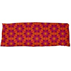 Pattern Abstract Floral Bright Body Pillow Case Dakimakura (Two Sides)
