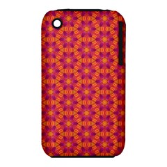 Pattern Abstract Floral Bright iPhone 3S/3GS