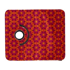 Pattern Abstract Floral Bright Galaxy S3 (flip/folio)
