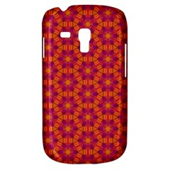 Pattern Abstract Floral Bright Galaxy S3 Mini