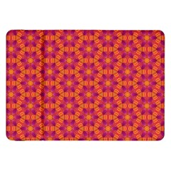 Pattern Abstract Floral Bright Samsung Galaxy Tab 8 9  P7300 Flip Case