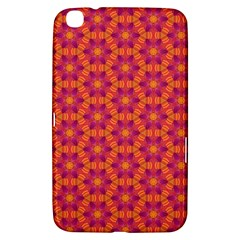 Pattern Abstract Floral Bright Samsung Galaxy Tab 3 (8 ) T3100 Hardshell Case