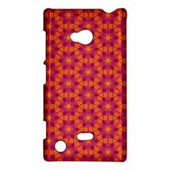 Pattern Abstract Floral Bright Nokia Lumia 720