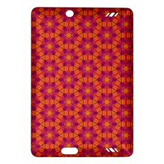 Pattern Abstract Floral Bright Amazon Kindle Fire Hd (2013) Hardshell Case