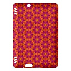 Pattern Abstract Floral Bright Kindle Fire HDX Hardshell Case
