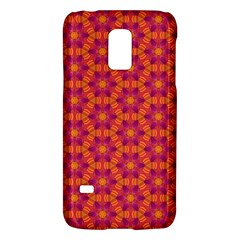 Pattern Abstract Floral Bright Galaxy S5 Mini