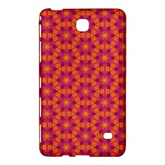 Pattern Abstract Floral Bright Samsung Galaxy Tab 4 (7 ) Hardshell Case