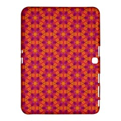 Pattern Abstract Floral Bright Samsung Galaxy Tab 4 (10 1 ) Hardshell Case
