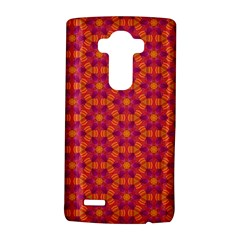Pattern Abstract Floral Bright LG G4 Hardshell Case