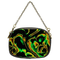 Glowing Fractal A Chain Purses (Two Sides)