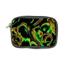 Glowing Fractal A Coin Purse