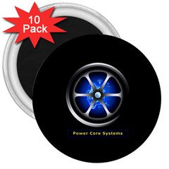 Power Core 3  Magnet (10 Pack)