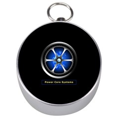 Power core Silver Compass