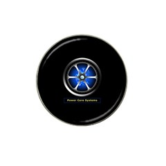 Power Core Hat Clip Ball Marker (4 Pack)
