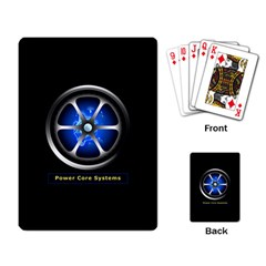 Power core Playing Card