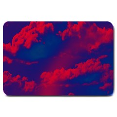 Sky pattern Large Doormat