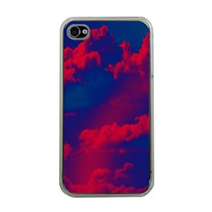 Sky pattern Apple iPhone 4 Case (Clear)