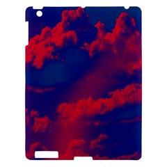 Sky pattern Apple iPad 3/4 Hardshell Case