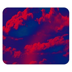 Sky pattern Double Sided Flano Blanket (Small)