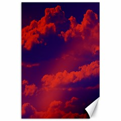 Sky pattern Canvas 24  x 36