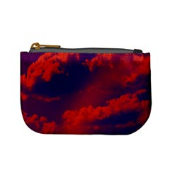 Sky pattern Mini Coin Purses