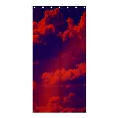 Sky pattern Shower Curtain 36  x 72  (Stall)