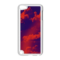 Sky pattern Apple iPod Touch 5 Case (White)