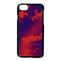 Sky pattern Apple iPhone 7 Seamless Case (Black)