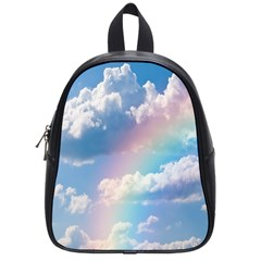 Sky pattern School Bags (Small)
