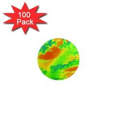 Sky pattern 1  Mini Magnets (100 pack)