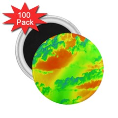 Sky pattern 2.25  Magnets (100 pack)