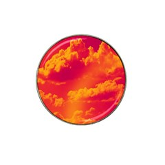 Sky pattern Hat Clip Ball Marker (10 pack)
