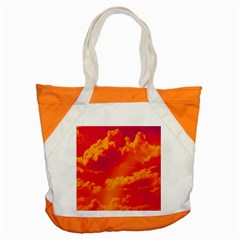 Sky pattern Accent Tote Bag