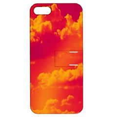 Sky pattern Apple iPhone 5 Hardshell Case with Stand