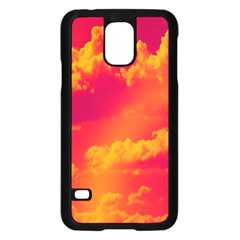 Sky pattern Samsung Galaxy S5 Case (Black)
