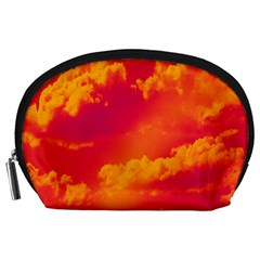 Sky pattern Accessory Pouches (Large)