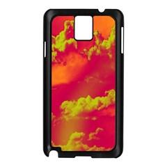 Sky pattern Samsung Galaxy Note 3 N9005 Case (Black)