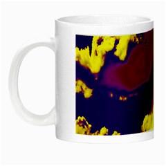 Sky pattern Night Luminous Mugs