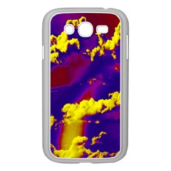 Sky pattern Samsung Galaxy Grand DUOS I9082 Case (White)