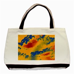 Sky pattern Basic Tote Bag