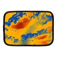 Sky pattern Netbook Case (Medium)