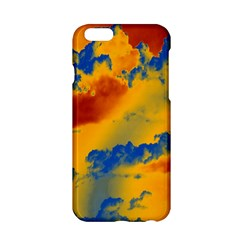 Sky pattern Apple iPhone 6/6S Hardshell Case