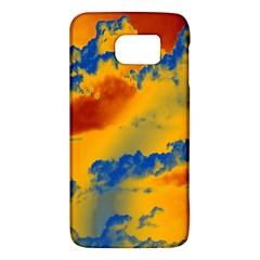 Sky pattern Galaxy S6