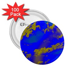 Sky pattern 2.25  Buttons (100 pack)