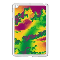 Sky pattern Apple iPad Mini Case (White)