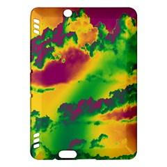 Sky pattern Kindle Fire HDX Hardshell Case